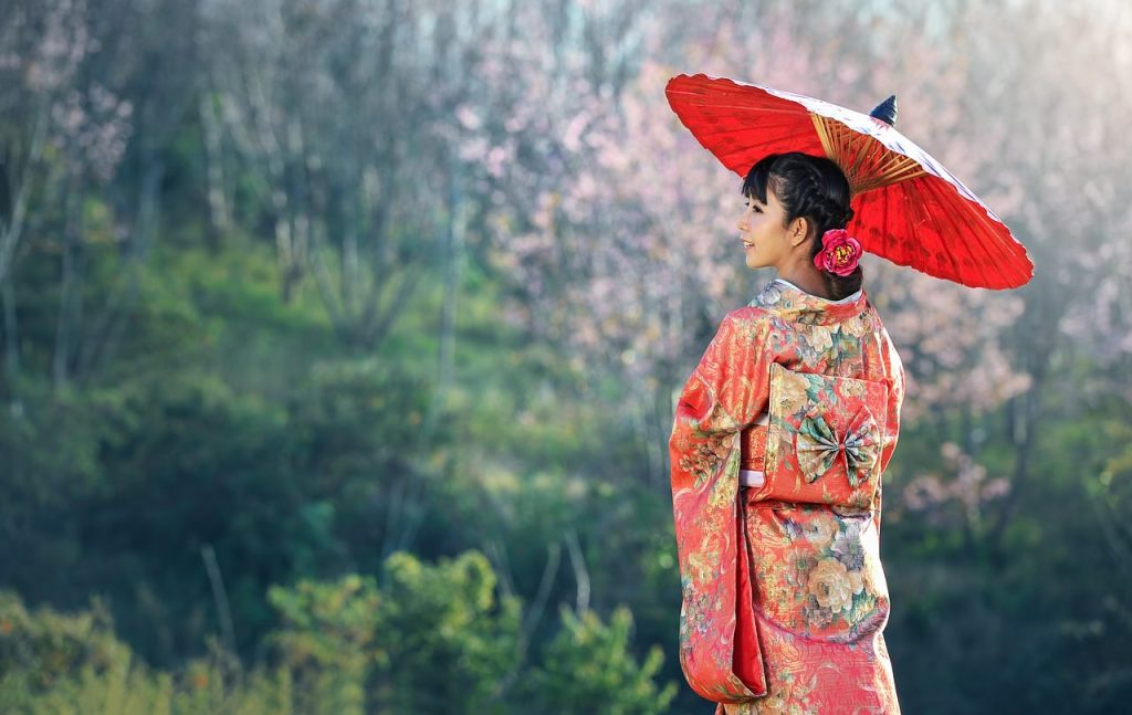 Men were the First Geisha in Japan