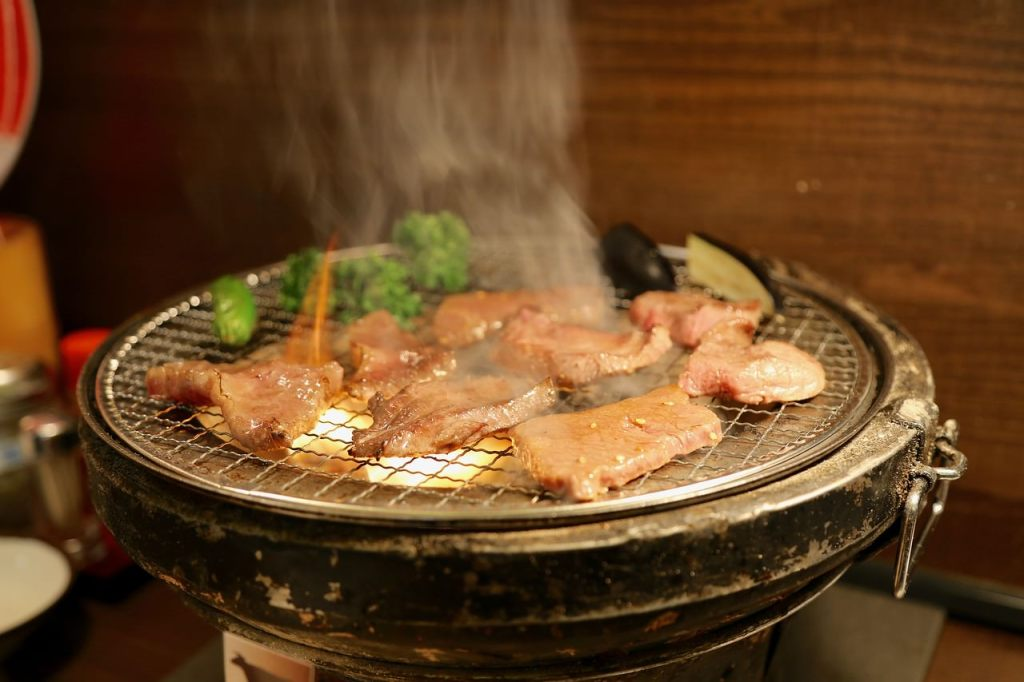People Eat Different Types of Meat in Japan