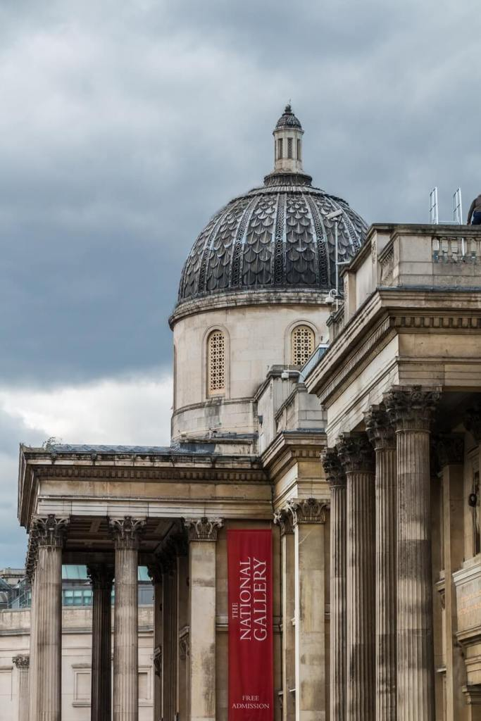 national gallery tour in london