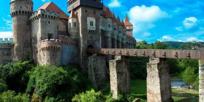 Romania Backpacking Travel