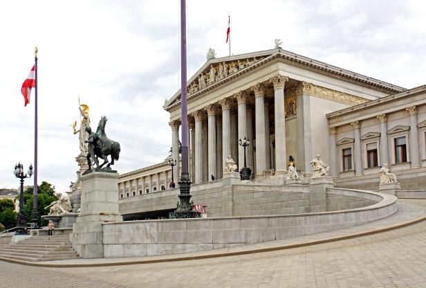 Austrian Parliament - Austria