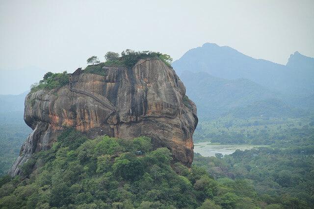 Sigiriya, Sri Lanka