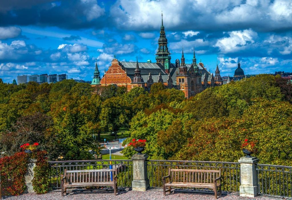 Green Stockholm Sweden