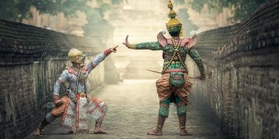 Tourist Attractions Bangkok Thailand