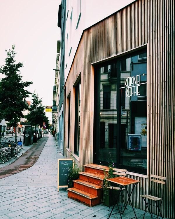 Kolonel Koffie – Antwerp, BELGIUM