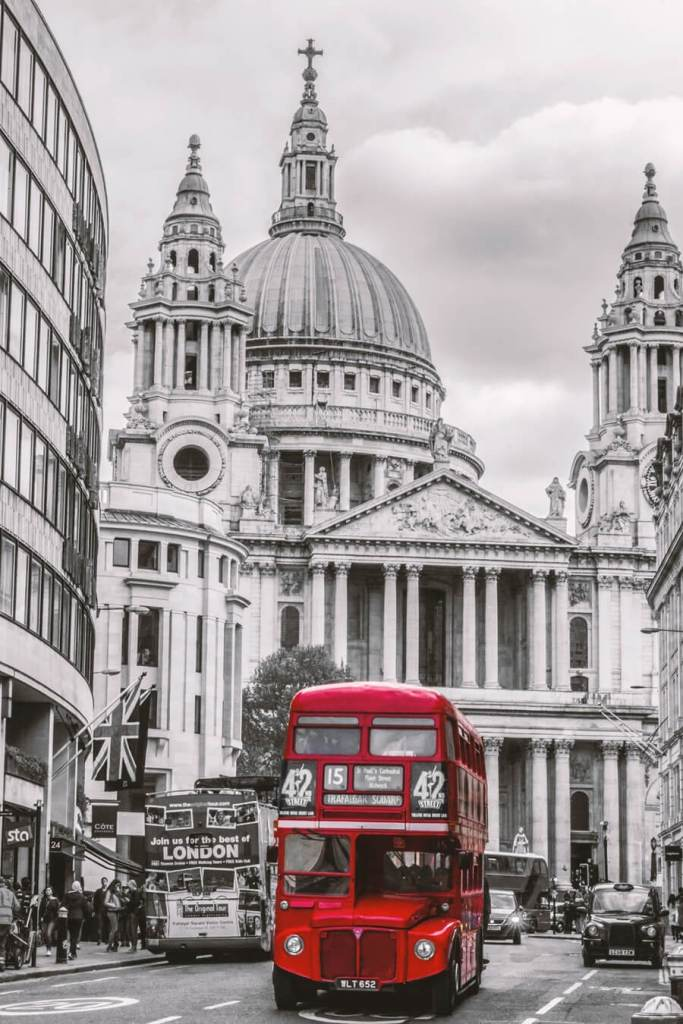 st paul's cathedral tour in london