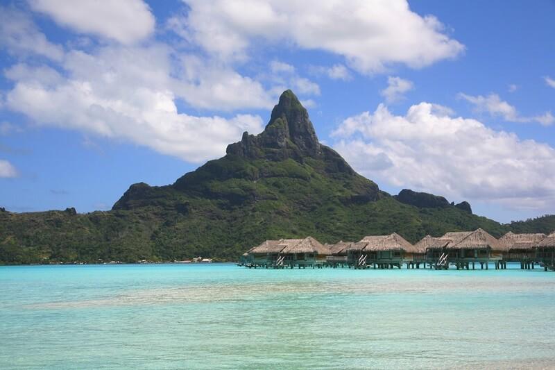 Tahiti Beach in Sardinia Island