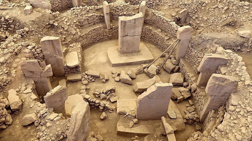 Ancient Places: Göbekli Tepe