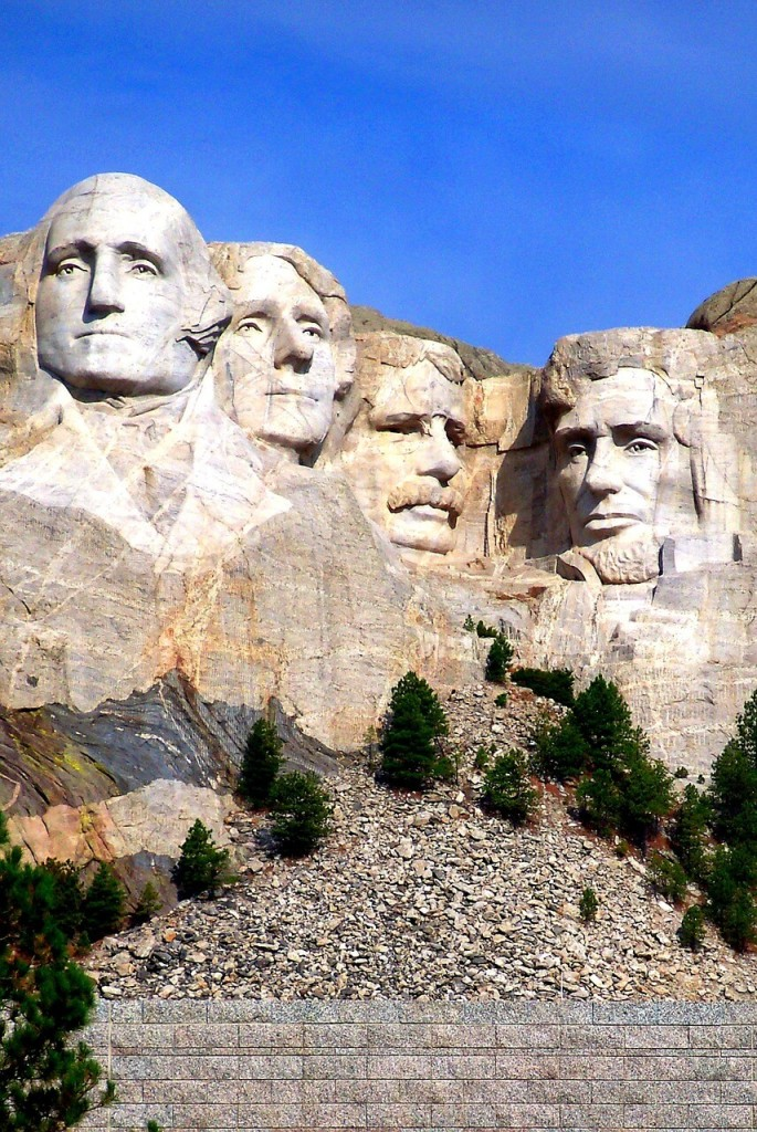 Mount Rushmore US