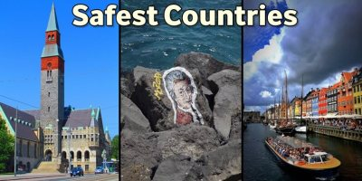 Safest Countries for Traveling