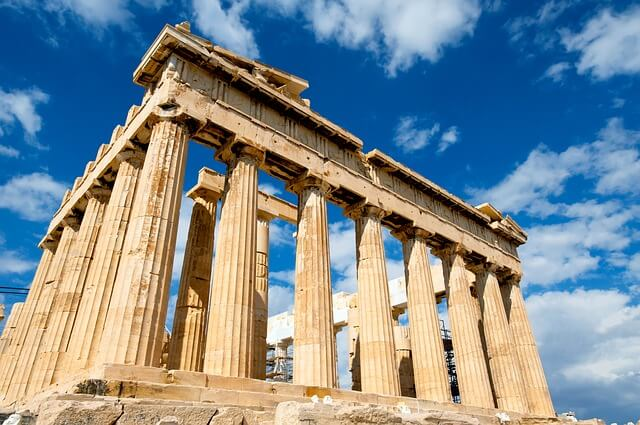 Ancient Places: The Parthenon
