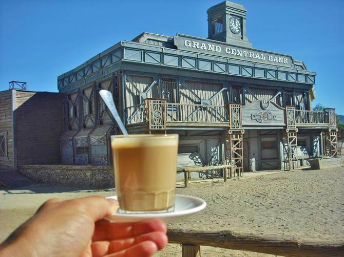 Tabernas Desert Movie Location