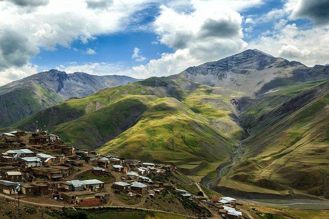 Beautiful Mountain Villages in Azerbaijan