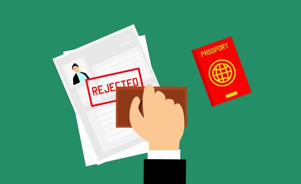 Travel Mistakes About Visa
