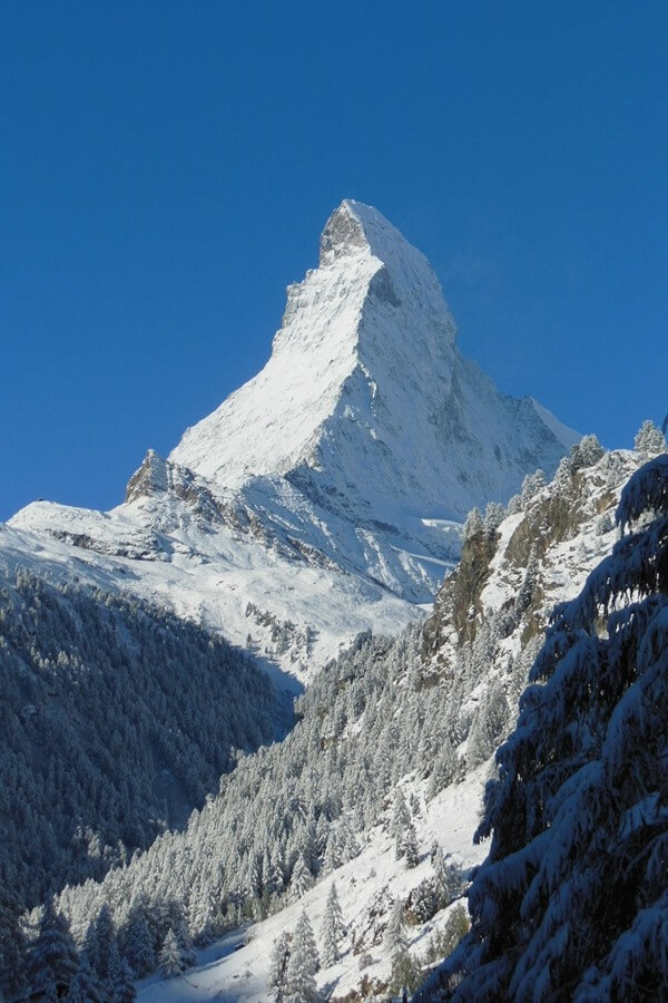 Alpine Mountain Matterhorn