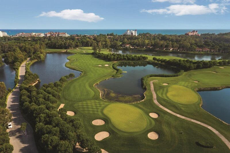 Turkey Golf Clubs / Antalya
