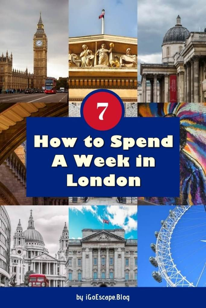 London Tour iGoEscape