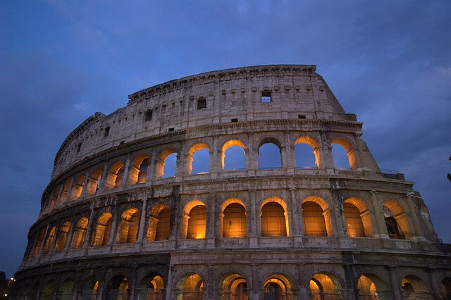 Colosseum: Italy