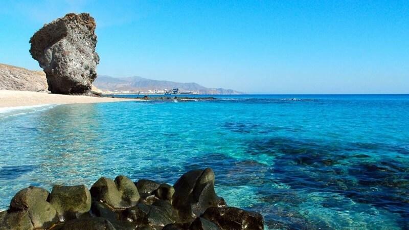 Mojacar Beach, Mediterranean