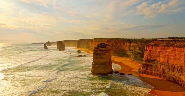 Romain Pontida-12 Apostles at sunset, Port Campbell National Park, Victoria, Australia