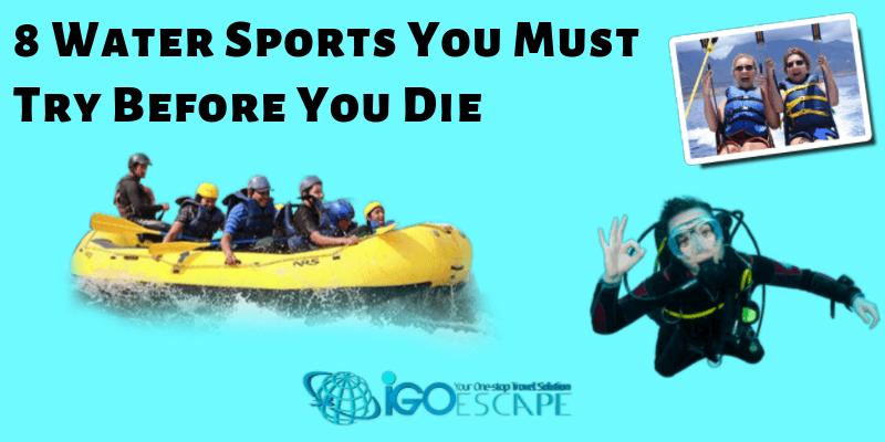 Best Water Sports