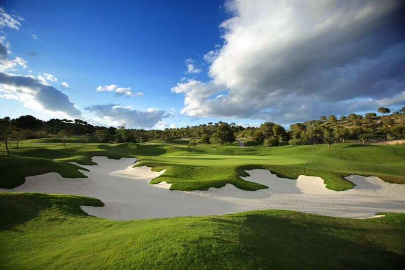 Barcelona Golf Places