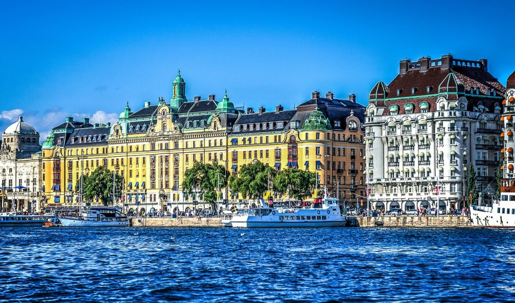 Stockholm Cityspace
