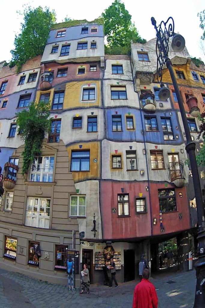 perfect architecture in vienna