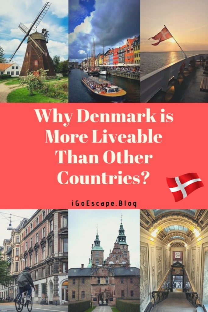 Livable Country Denmark