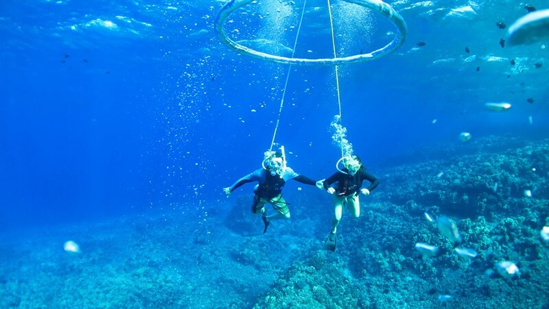 Snuba Diving Water Sports