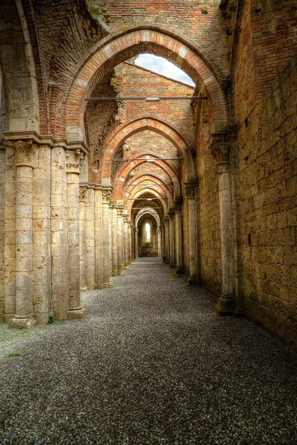 Archway Peristyle Gothic
