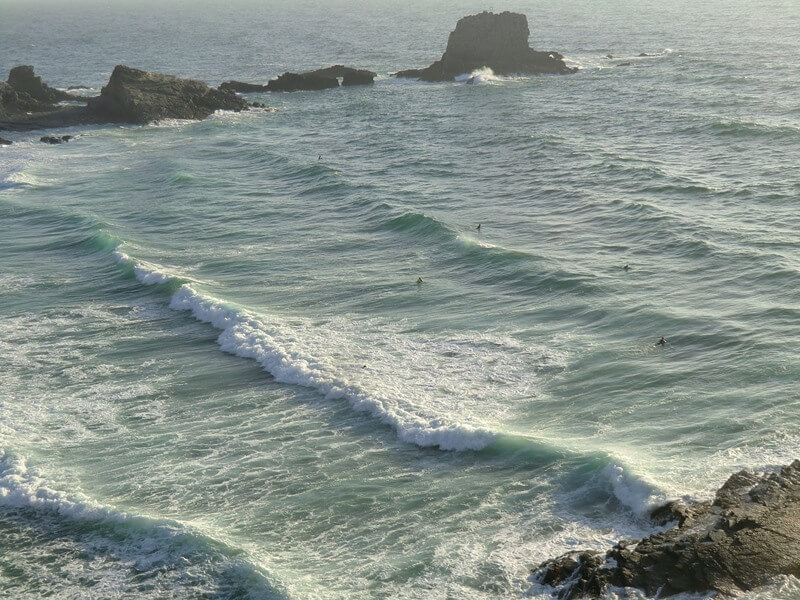 Alentejo surfing place