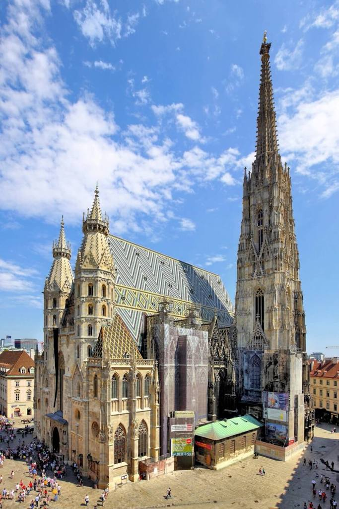 St. Stephen's Cathedral at the Heart of Vienna